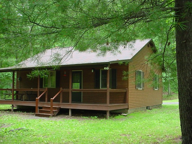 Blackwell Area Vacation Cabins in PA Grand Canyon